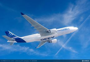 China Aviation Supplies Holding Company signs a GTA for 45 A330 Family aircraft and an MoU for 30 aircraft